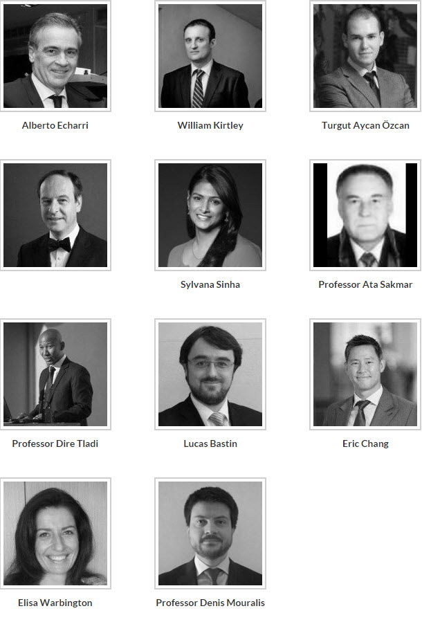 international arbitration attorney network