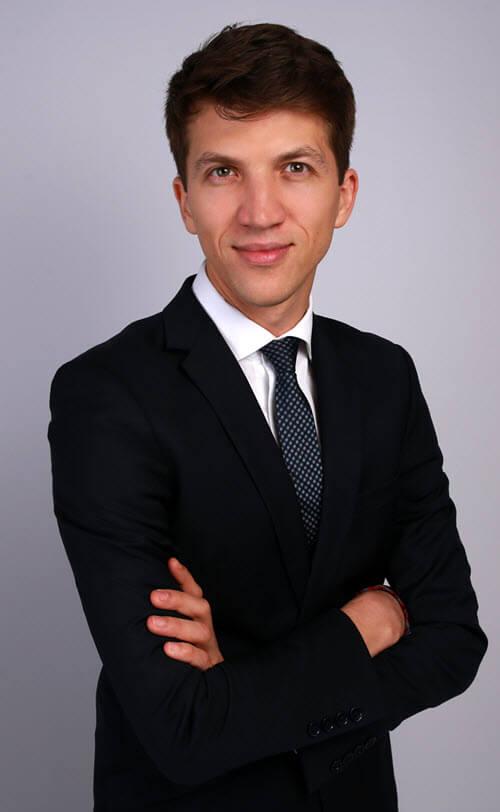 International Arbitration & Mediation Lawyer Andrian Beregoi