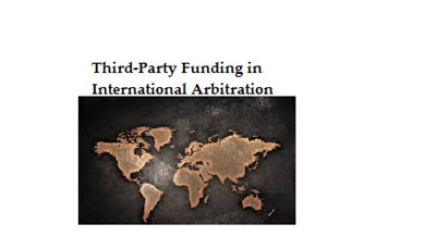 Duty to Disclose Third Party Funding