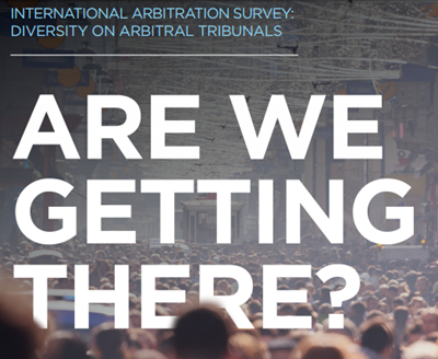 diversity in international arbitration