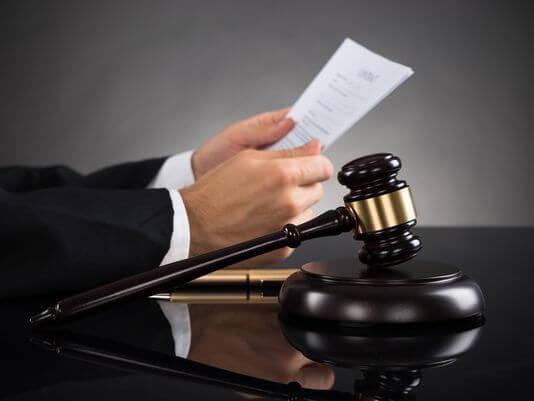 Voldgiftssager uden en voldgiftsklausul