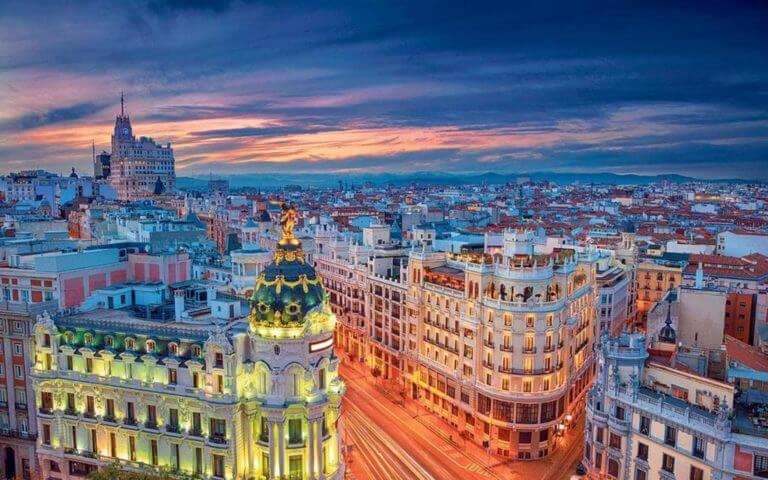 Spain Arbitration Centers