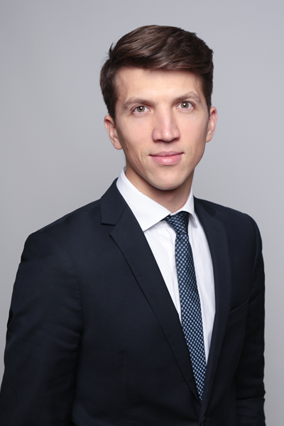 Andrian Beregoi Russian Arbitration Lawyer