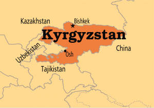 International Arbitration Kyrgyzstan