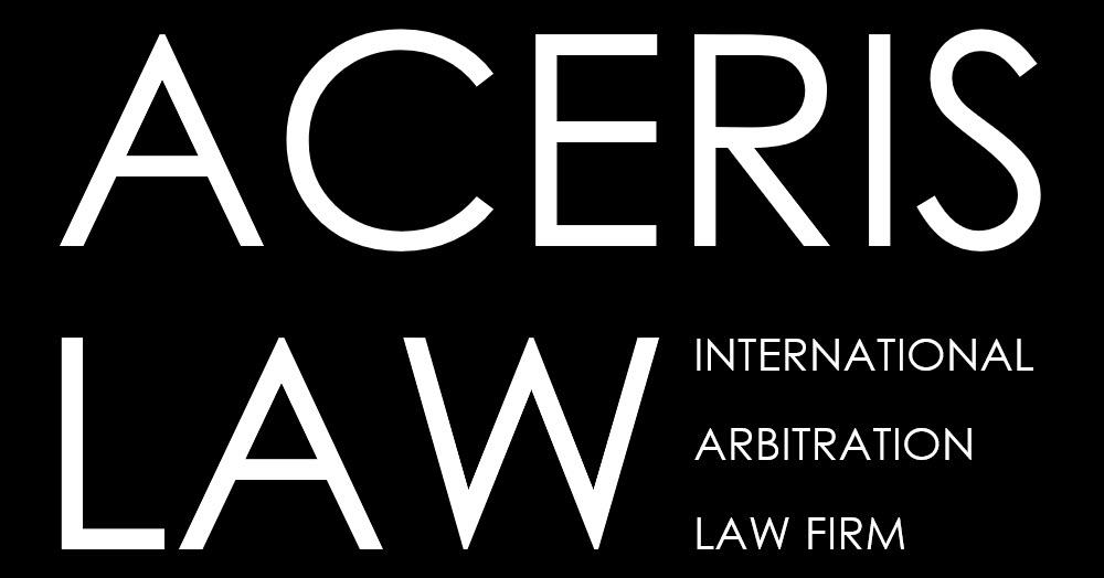 Aceris Law LLC, International Arbitration Law Firm
