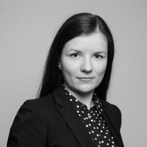 investment arbitration lawyer Zuzana Vysudilova