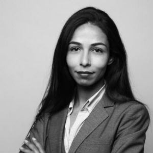 Mouna Baakil Aceris Law Arbitration Office Manager