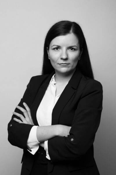 Zuzana Vysudilova, Investment Arbitration Lawyer bis 1