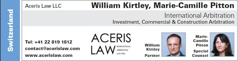Whos Who Arbitration