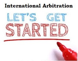 Initiating International Arbitration