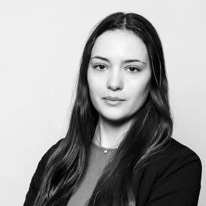 Anastazia Tzevelekou London arbitration lawyer