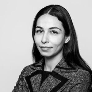 Mouna Baakil office manager arbitration