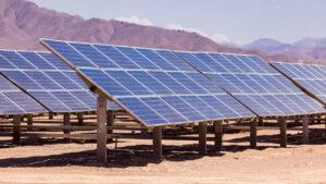 Solar Panel Arbitration