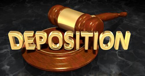 Deposition international arbitration