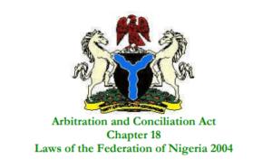 Arbitration in Nigeria